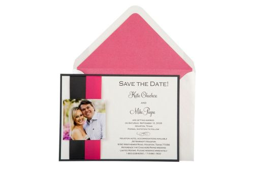Katie Save the date Card